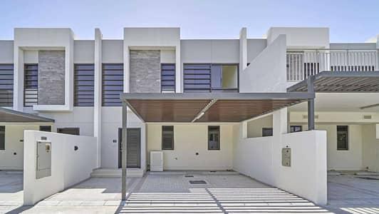 تاون هاوس 3 غرف نوم للايجار في (أكويا أكسجين) داماك هيلز 2، دبي - Immaculate Middle Unit with Flexible Payment
