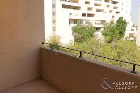1 Bedroom Flat for Rent in Motor City, Dubai - 1 Bed | Vacant | Garden View | Spacious