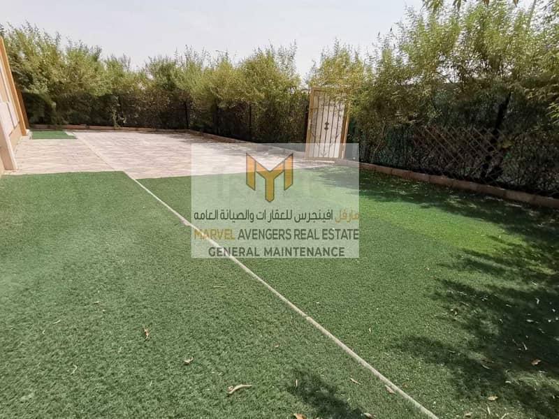 29 Stand alone 5 BR villa w/ Pvt garden + Outside mojlis
