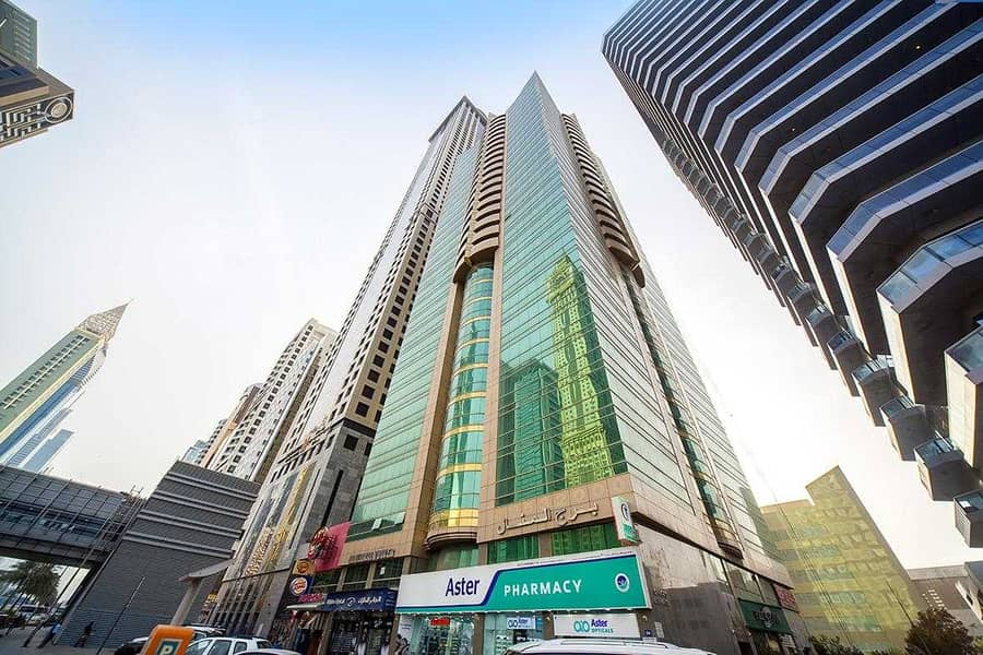 2 No Commission -Retail Space -Sheikh Zayed Road