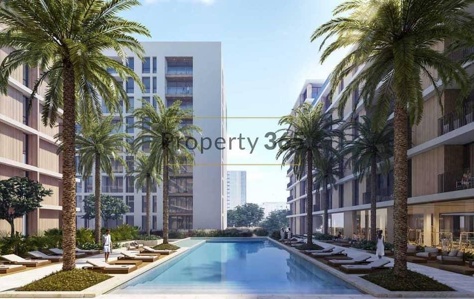 2 Stunning pool view / 2 bedrooms / Best Deal