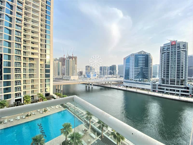 Exclusive+Brand New Furnished Studio | Canal View