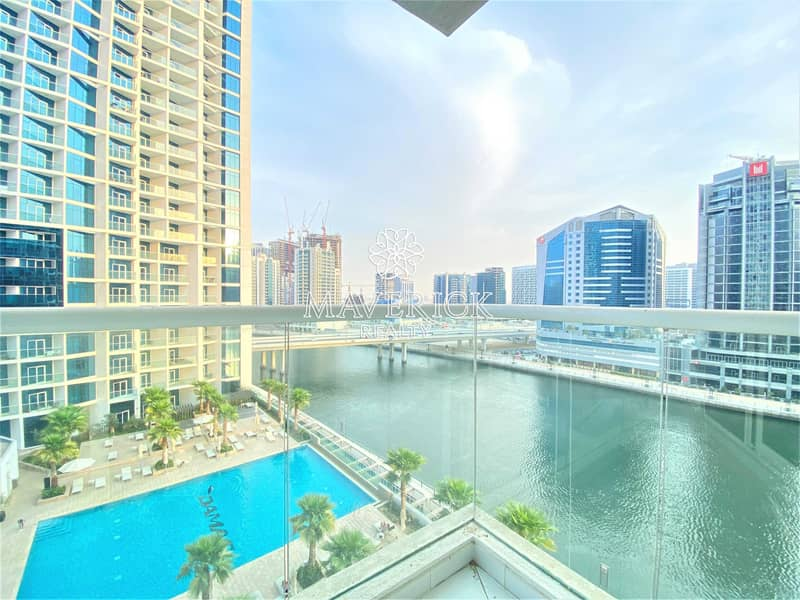 10 Exclusive+Brand New Furnished Studio | Canal View