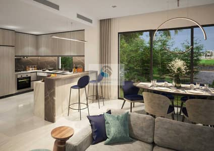 4 Bedroom Villa for Sale in DAMAC Hills (Akoya by DAMAC), Dubai - 4BR+Store+Laundry Town House  With Attractive Post Hanover Payment Plan