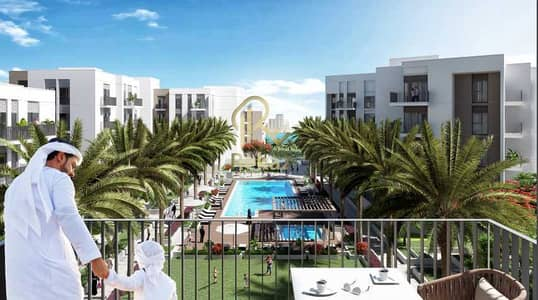 3 Bedroom Flat for Sale in Al Khan, Sharjah - 3 bhk in the most beautiful place in Sharjah, no commission