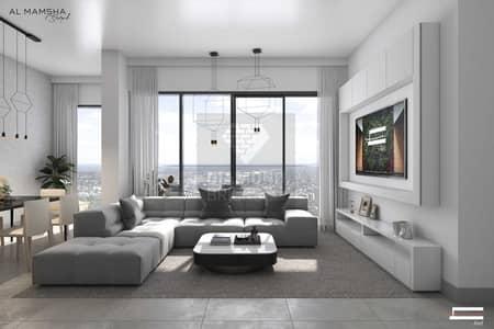 شقة 2 غرفة نوم للبيع في مويلح، الشارقة - منزلك الذكي الآن في سرور 2 بخطط دفع مميزة تبدأ من 7000 درهم فقط
