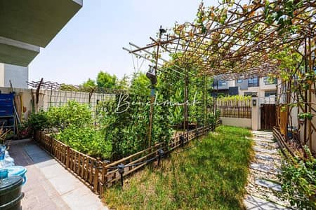 3 Bedroom Villa for Sale in Dubai Hills Estate, Dubai - BEAUTIFUL 3BEDROOM VACANT ON TRANSFER  TYPE 2M