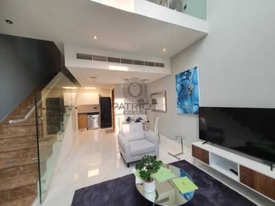 1 Bedroom Townhouse for Sale in Dubailand, Dubai - PAY 1% EVERY MONTH   17%  DISCOUNT   LOFT 1 BEDROOM TOWNHOUSE   FUTURISTIC DESIGN   NO COMMISSION