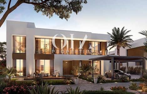 فیلا 4 غرف نوم للبيع في جزيرة السعديات، أبوظبي - فیلا في سعديات رزيرف جزيرة السعديات 4 غرف 7500000 درهم - 5380374