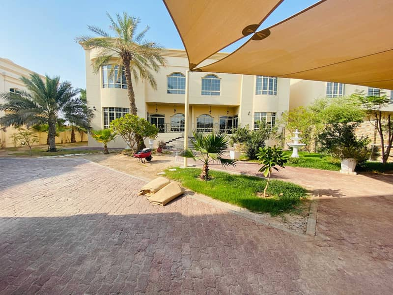 Private Entrance Villa of 8-Bedrooms Hall AED200k at MBZ CITY