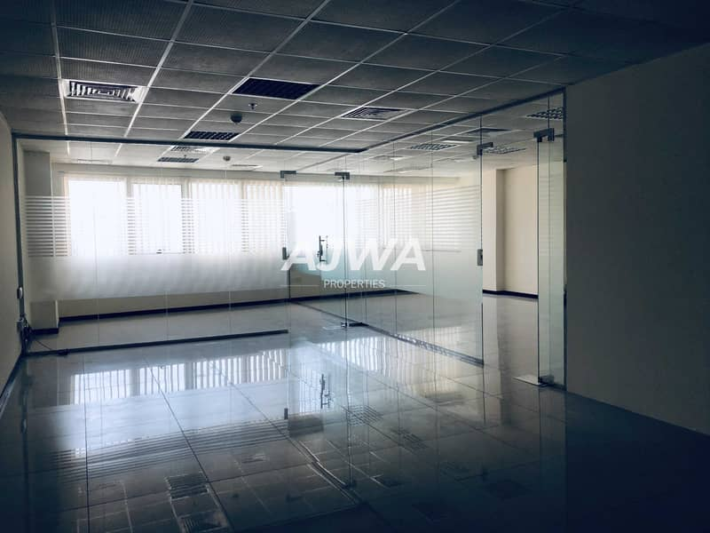 2 Fully Fitted Spacious Office Available for Rent