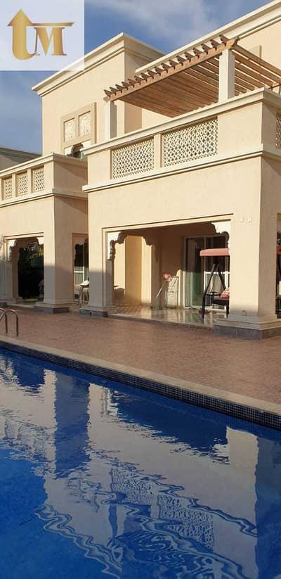 فیلا 6 غرف نوم للبيع في واحة دبي للسيليكون، دبي - فیلا في فلل السدر واحة دبي للسيليكون 6 غرف 5800000 درهم - 5376939