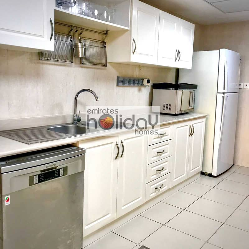 10 Fully Furnished - Full Sea view - Biggest unit
