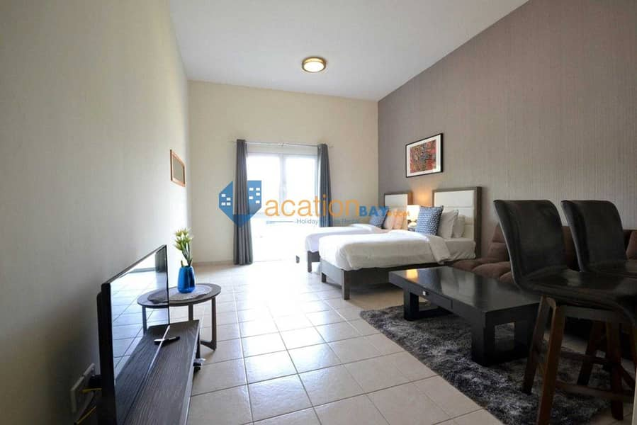 Budget studio Accommodation in Discovery gardens