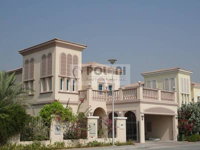 Vacant 2 Bedroom + Maid's Villa in JVT @ AED 2.45 Million