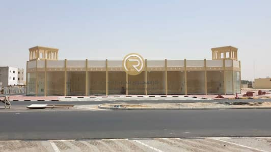 Shop for Sale in Al Zahya, Ajman - Commercial building-shops-for sale-freehold-All services-best location