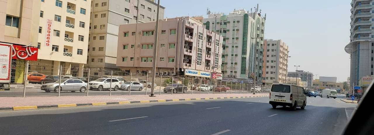 2 Commercial land on a main street