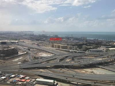 1 Bedroom Flat for Rent in Jumeirah Lake Towers (JLT), Dubai - Cheapest 1 Bed  l  Sea View I High floor