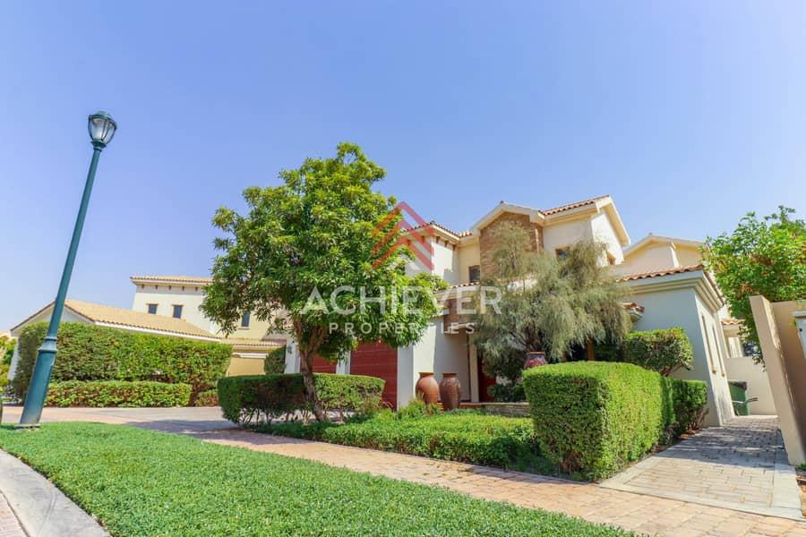 30 Must-See 4BR En-suite Villa | Basement | Vacant