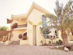 فیلا في أم الشيف 7 غرف 500000 درهم - 5381030