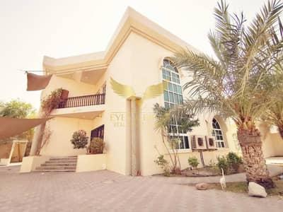 7 Bedroom Villa for Rent in Umm Al Sheif, Dubai - Gorgeous and luxurious I Huge garden I Complete outside quarters