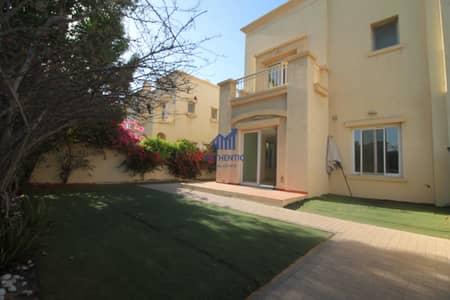 2 Bedroom Villa for Rent in The Springs, Dubai - Single Row|4E|End Unit| Huge Plot| Landscaped Garden