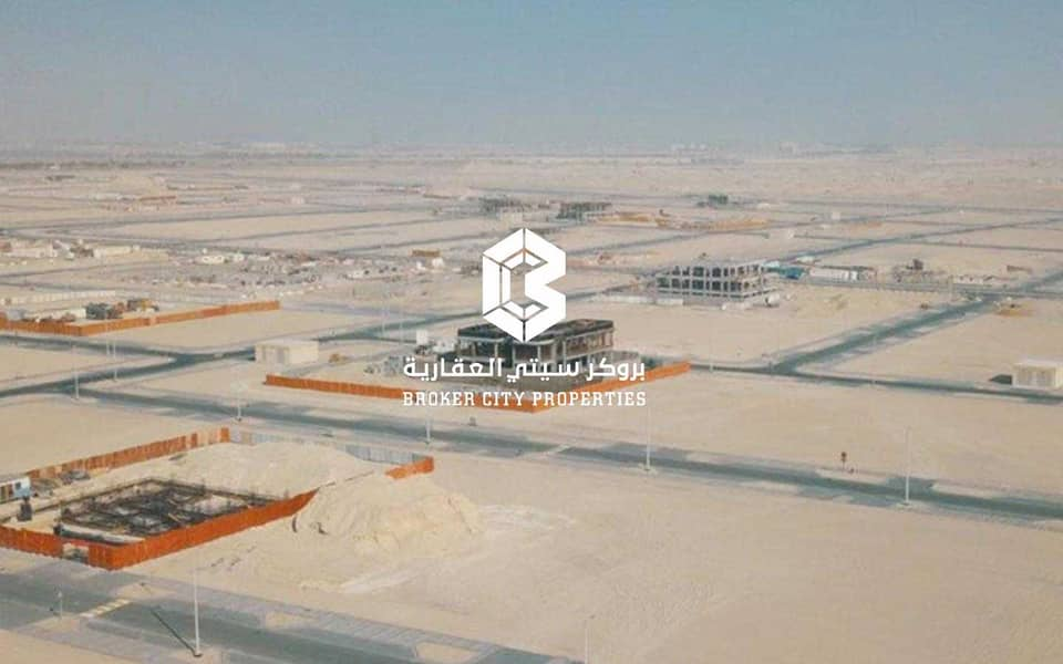 8 For sale land in Bani Yas city Main street