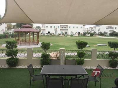 3 Bedroom Townhouse for Sale in Al Furjan, Dubai - Park Facing / Rented Unit / Prime Location