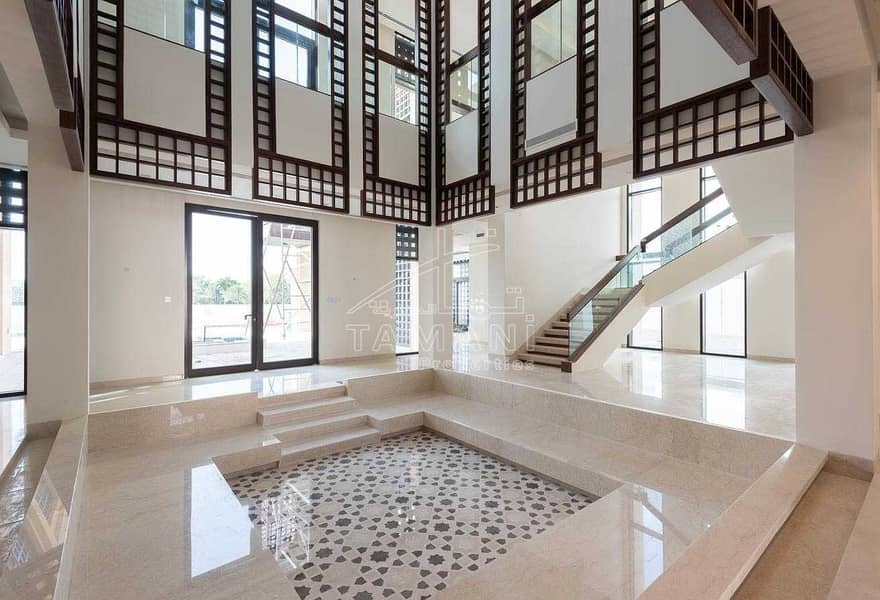 Island Luxury Mansion 7 BR Modern Arabic