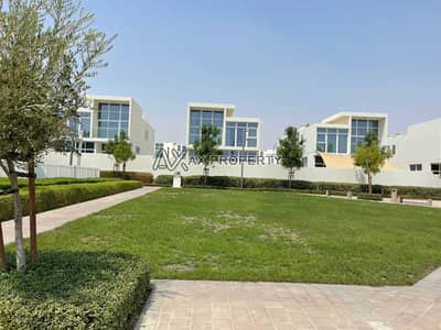 4 Bedroom Townhouse for Sale in DAMAC Hills 2 (Akoya Oxygen), Dubai - 4 Bedrooms |  Single Row | Urgent for sale | Fully Furnished | No Commission