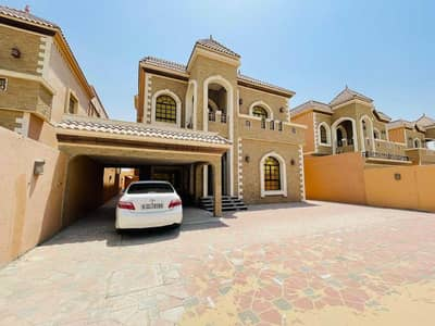 5 Bedroom Villa for Rent in Al Mowaihat, Ajman - VILLA AVAILABLE FOR RENT IN MOWAIHAT 2 ONE PAYMENT 85000