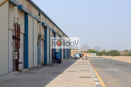 Factory for Sale in Al Hamra Industrial Zone, Ras Al Khaimah - Mask Factory - License and Rent Paid to June 2023!