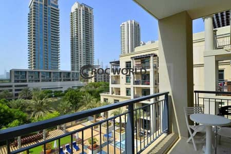 2 Bedroom Flat for Rent in The Views, Dubai - Pool & Lake View | Well Maintained