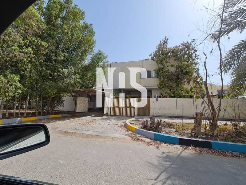 4 Villas Compound For Sale In Al Mushrif .