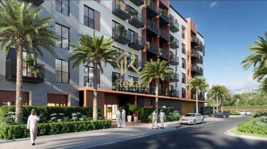 3 Bedroom Apartment for Sale in Al Khan, Sharjah - Luxury 3 bedrooms apartment / community opposite the sea in al khan