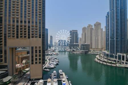 2 Bedroom Apartment for Rent in Dubai Marina, Dubai - Spacious | 4 Balconies | Marina View