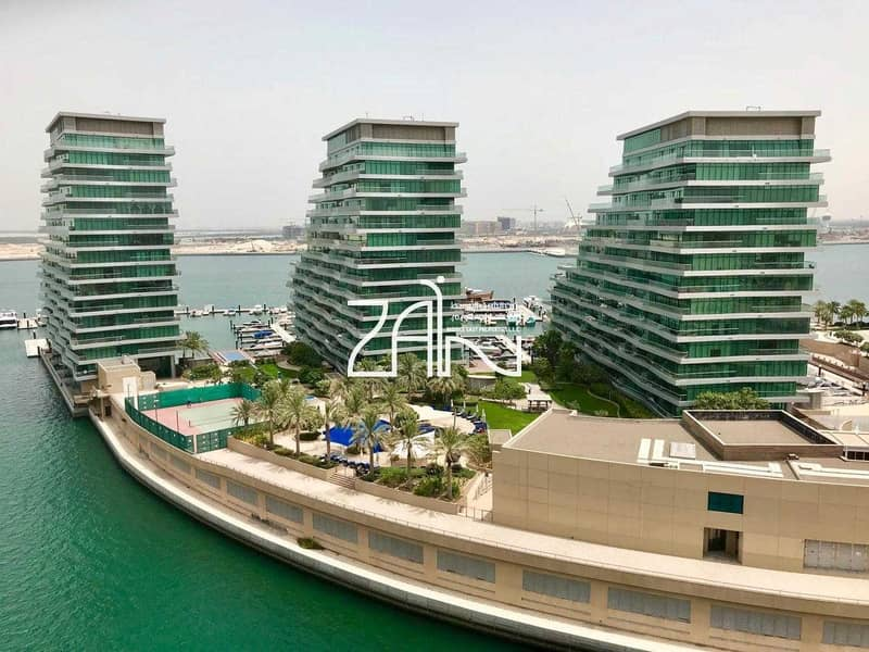 Full Sea View 3BR with Large Balcony Vacant Soon