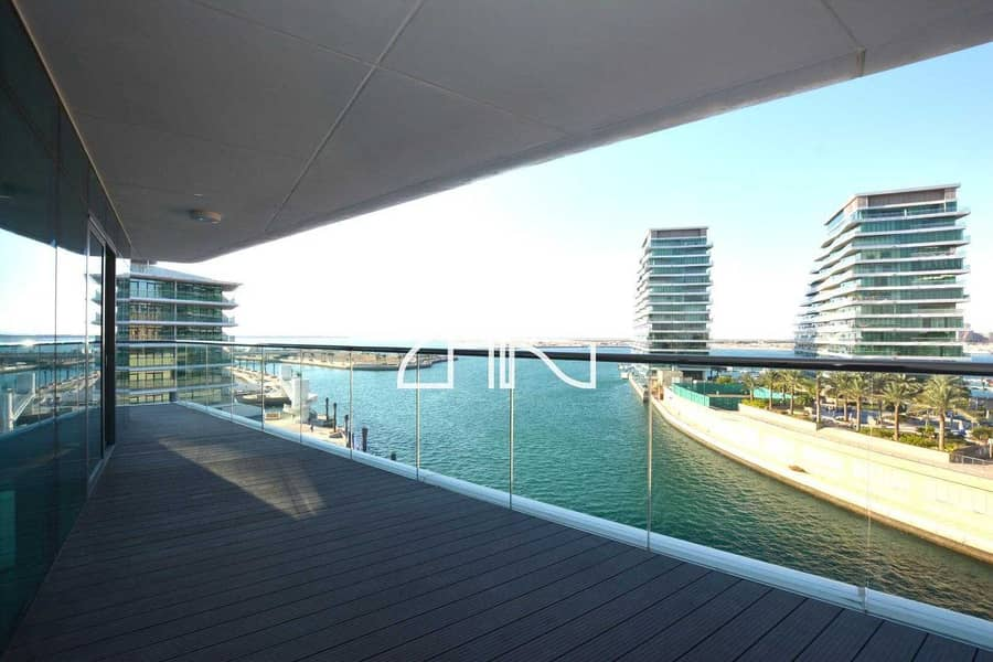 2 Full Sea View 3BR with Large Balcony Vacant Soon