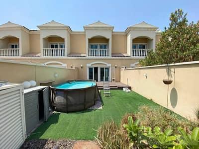تاون هاوس 2 غرفة نوم للايجار في قرية جميرا الدائرية، دبي - 1 BR Converted to 2 BR   Bright & Spacious