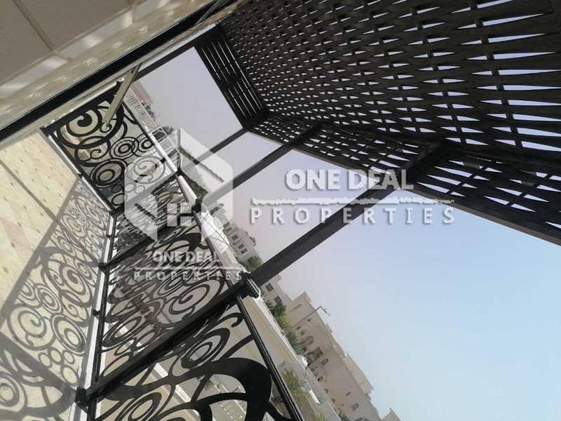 Seperate Entrance   5Master VILLA in AL Tawia Al Ain