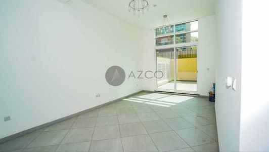 فلیٹ 1 غرفة نوم للايجار في قرية جميرا الدائرية، دبي - معيشة واسعة | تصميم رائع | جودة عالية
