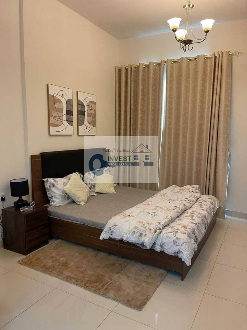 STUDIO FULLY FURNISHED FOR SALE IN ELITE RESIDENCES- EVER BEST PRICE- FAST RENTING UNIT-