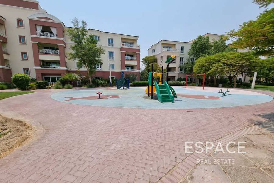 13 Available Now   1 Bedroom   Pool & Garden View