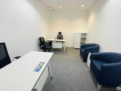 مکتب  للايجار في بر دبي، دبي - Furnished Office