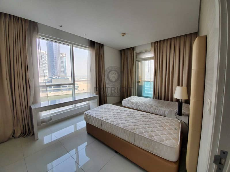 3 BR Furnished Apartment   Lowest Price   Full Canal View   Vacant   Business Bay