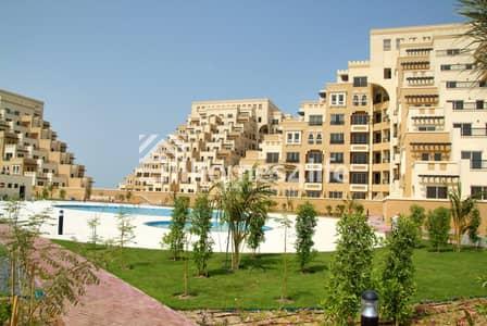 شقة 1 غرفة نوم للبيع في جزيرة المرجان، رأس الخيمة - 12 Years Visa | Ready Property | 5 Years Payment Plan