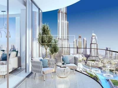 فلیٹ 2 غرفة نوم للبيع في وسط مدينة دبي، دبي - Handover Soon   2 Bedroom   Awesome Burj View