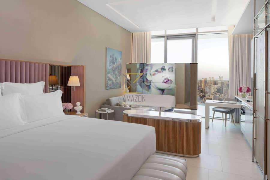 2 Burj Khalifa View/ Furnished/ Exclusive