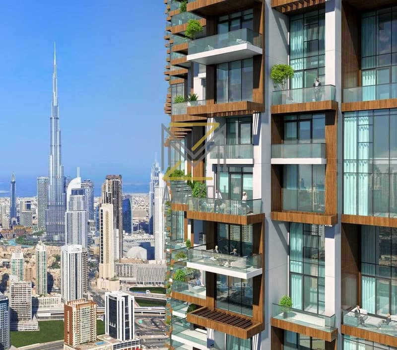 12 Burj Khalifa View/ Furnished/ Exclusive