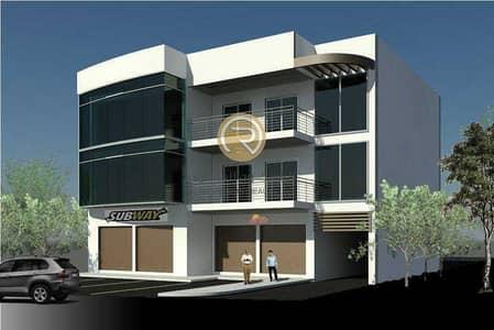 مبنى سكني  للبيع في ليوارة 1، عجمان - للبيع بناية ارضي+طابقين بمنطقة ليوارة عجمان-عائد مميز للاستثمار-من المالك مباشرة